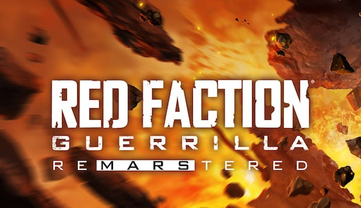 Red Faction Guerrilla reMARStered écran titre Band of Geeks