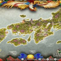 God Wars - The Complete Legend carte du monde vue aérienne