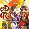 God Wars - The Complete Legend héroïnes prennent la pose avec le logo