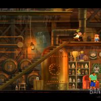 Guacamelee! 2 Juan maison enfants Band of Geeks