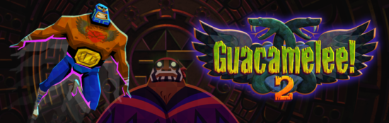 Guacamelee! 2  titre band of Geeks
