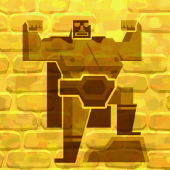 Légende des Dimensions Legend of the Timelines Guacamelee! 2 trophée Or Band of Geeks