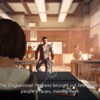 Life is Strange Max au cours de Jefferson peut regarder ses affaires