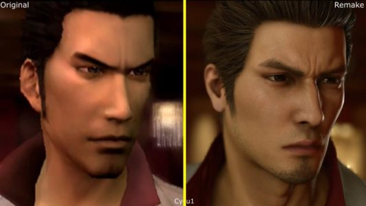 Différences graphiques entre Yakuza 2 PS2 et Yakuza Kiwami 2 PS4