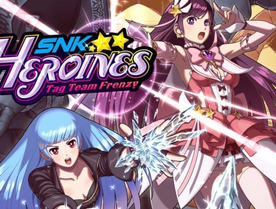 Les bombes de SNK Heroines arrivent sur Band of Geeks