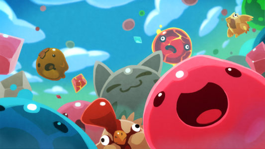 Slime Rancher ranch ecrant titre Band of Geeks