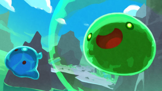 Slime Rancher ranch slime radiation Band of Geeks