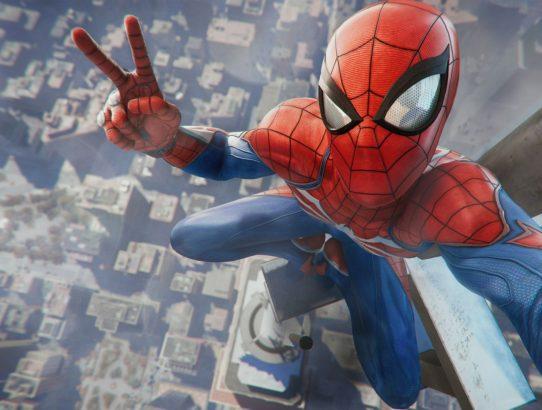Spider-Man vient tisser sur Band of Geeks