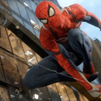 Spider-Man PS4 tissage ville vitre cassees arrive Band of Geeks