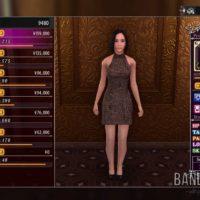 Yakuza Kiwami 2 écran d'amélioration des hotesses
