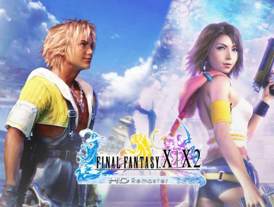 Coup d'oeil dans le rétro : Final Fantasy X