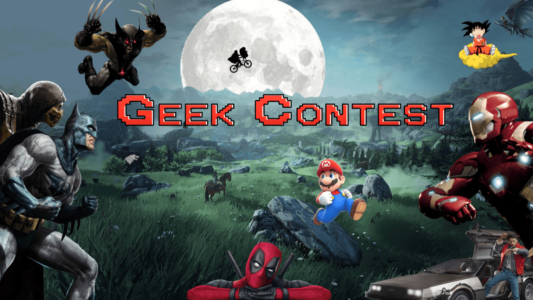 Geek Contest logo technologie