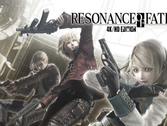 Resonance of Fate 4K/HD arrive sur le PlayStation Network