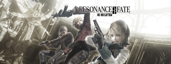 Resonance of Fate End of Eternity Title long banner Band of Geeks
