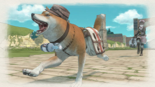 Valkyria Chronicles 4 Chien Band of Geeks