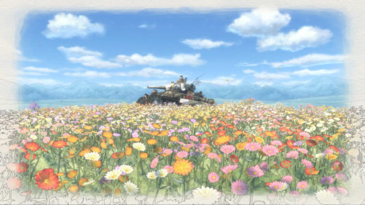 Valkyria Chronicles 4 tank champ fleurs Band of Geeks