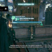 Batman Arkham Knight Niveau supérieur
