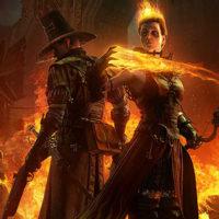 Mage feu skavens Warhammer End Times Vermintide Band of Geeks