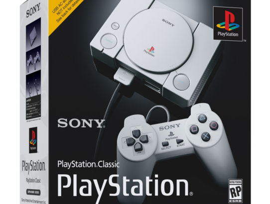 PlayStation Classic boite