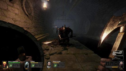 Skaven elite egouts Warhammer End Times Vermintide Band of Geeks