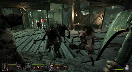 Skaven horde maison Warhammer End Times Vermintide Band of Geeks