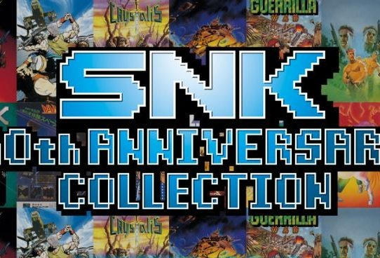 Test de SNK 40th Anniversary Collection [Switch]