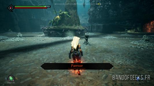 Darksiders III Paresse fait son entrée devant Fury