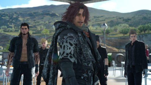 Final Fantasy XV Ardyn Bros Band of Geeks