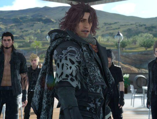 Final Fantasy XV : RIP en paix doux prince