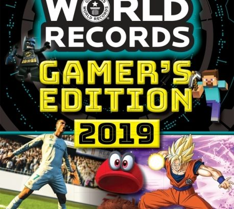 On a reçu le GUINNESS WORLD RECORDS Gamers 2019 !