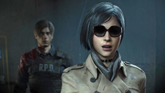 Resident Evil 2 Ada Wong Leon Band of Geeks