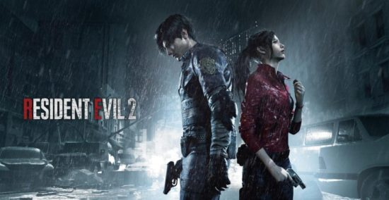 Resident Evil 2 PS4 Claire Leon Band of Geeks