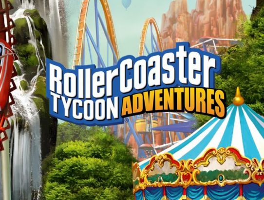 Test de RollerCoaster Tycoon Adventures [Switch]