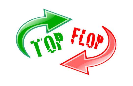 Bilan 2018 : Tops et Flops