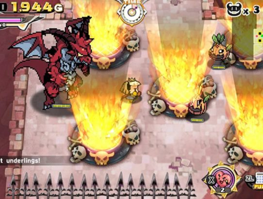 The Longest 5 Minutes, The Lost Child et Penny Punching Princess arrivent sur Vita !