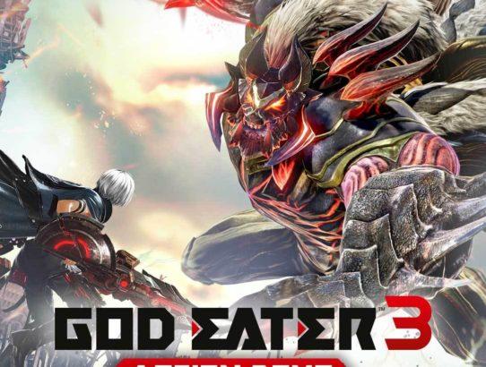 Une démo pour God Eater 3 en Occident !