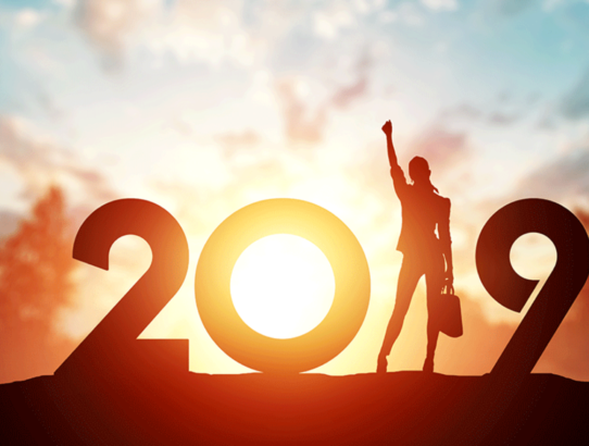 2019 : Résolutions et jeux vidéo