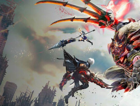 Je vais pouvoir dévorer God Eater 3 sur PlayStation 4 !
