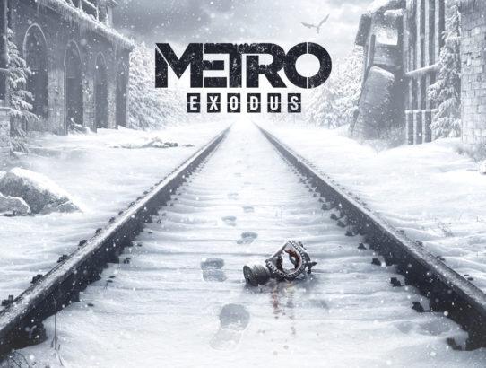 Prochain arrêt ,Metro Exodus sur Band of Geeks [Xbox One X]