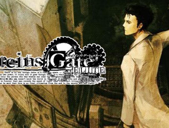 Steins;Gate Elite : el psy kongroo sur PlayStation 4 !