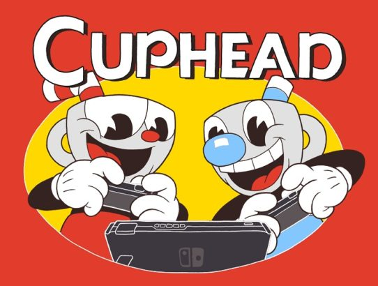 Cuphead sur Nintendo Switch