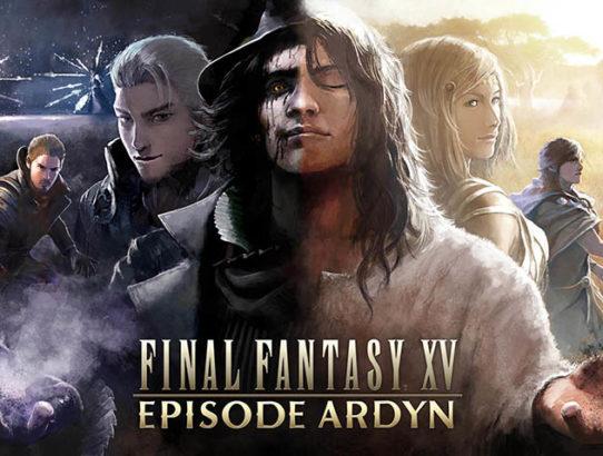 Du neuf autour de l'épisode Ardyn de Final Fantasy XV