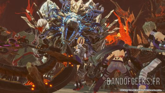 God Eater 3 Attaque Aragami Cendre Ne Balmung Test Band of Geeks