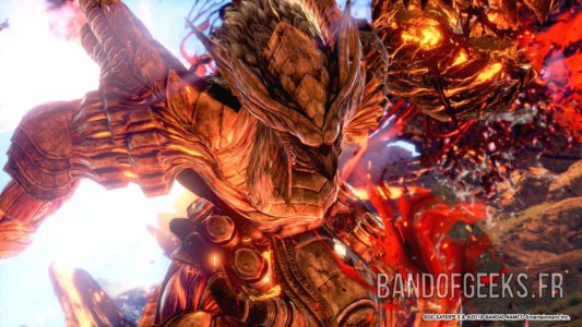 God Eater 3 Attaque Aragami Cendre Ne Ra Test Band of Geeks