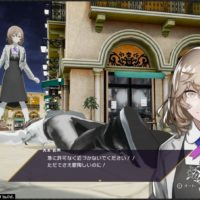 The Caligula Effect Overdose personnage feminin combat Band of Geeks