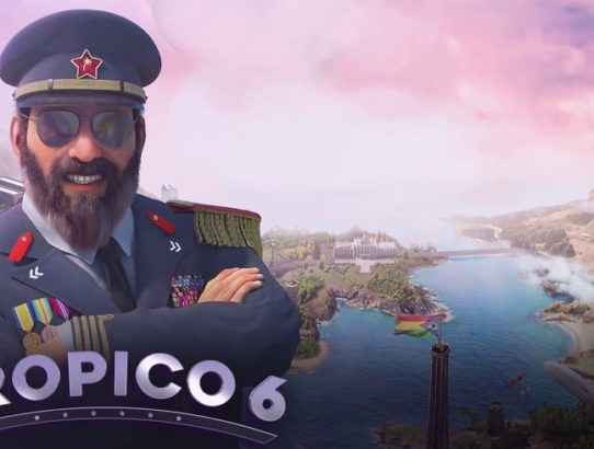 El presidente arrive avec Tropico 6 sur Band of Geeks [PC]