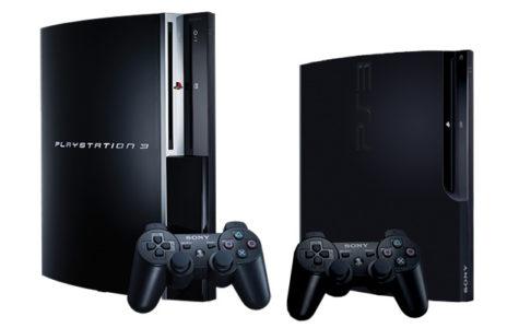 Comparatif PS3 Fat et Slim