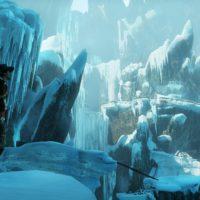 Uncharted 2 Drake sous la neige