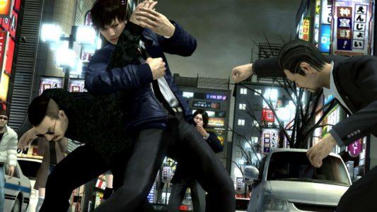 Yakuza 4 combat entre yakuzas