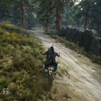 Days Gone Deacon chevauche sa moto